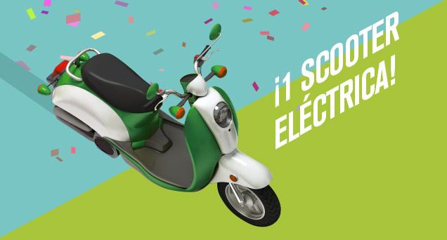 Scooter Eléctrica
