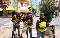 La campaña RAEECCIONA sobre residuos de aparatos eléctricos y electrónicos llega a las calles de València