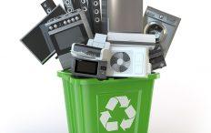 ¿A dónde van a parar los RAEE que no se reciclan?